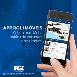 Aplicativo RGL Imóveis