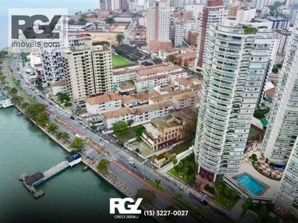 Condomínio de Luxo em Santos