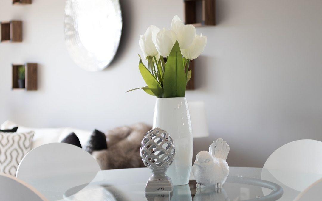 Como renovar a decoração da casa sem sujeira?