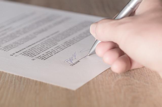 Contratação de prestadores de serviço