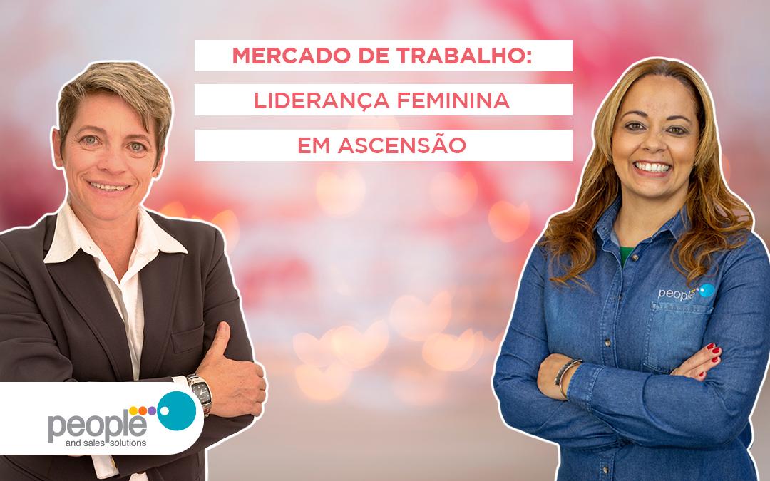 Mercado de trabalho: liderança feminina em ascensão