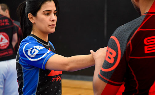 Jiu-Jitsu Como Defesa Pessoal na Gracie Barra Indaiatuba