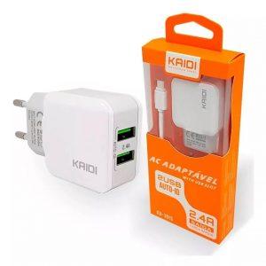 carregador-adaptador-celular-2-usb-kaidi-iphone-03