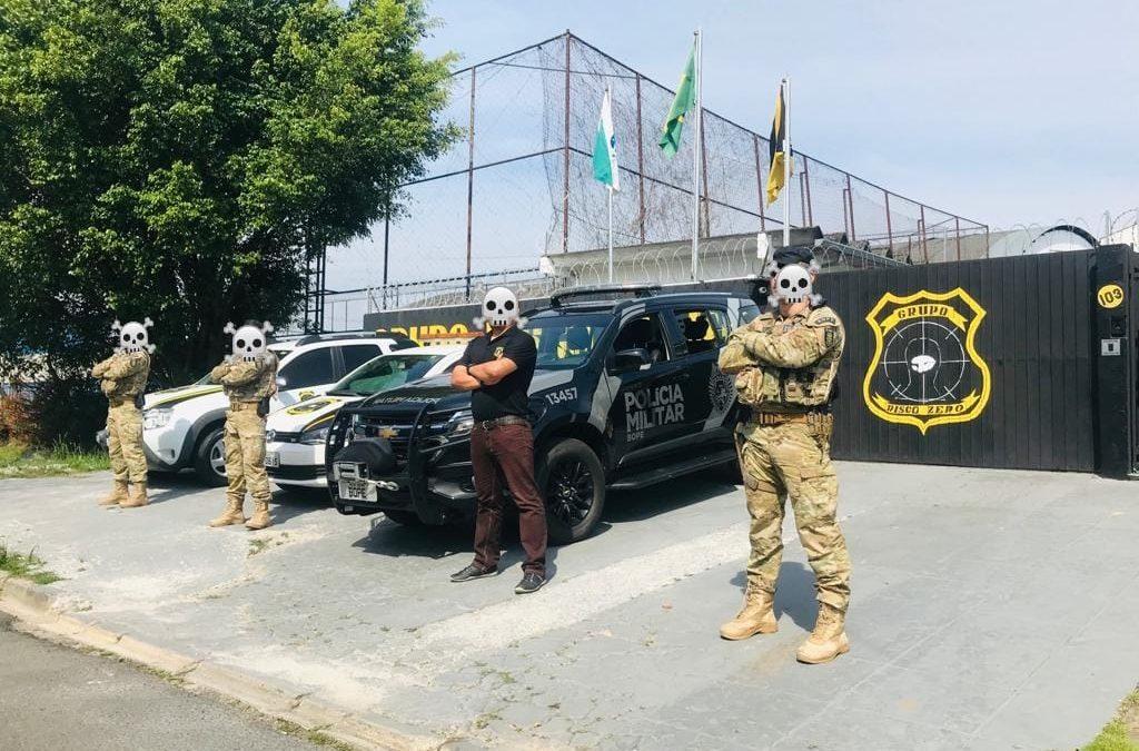 Aniversário 09 Anos do Batalhão de Operação Especiais (BOPE)