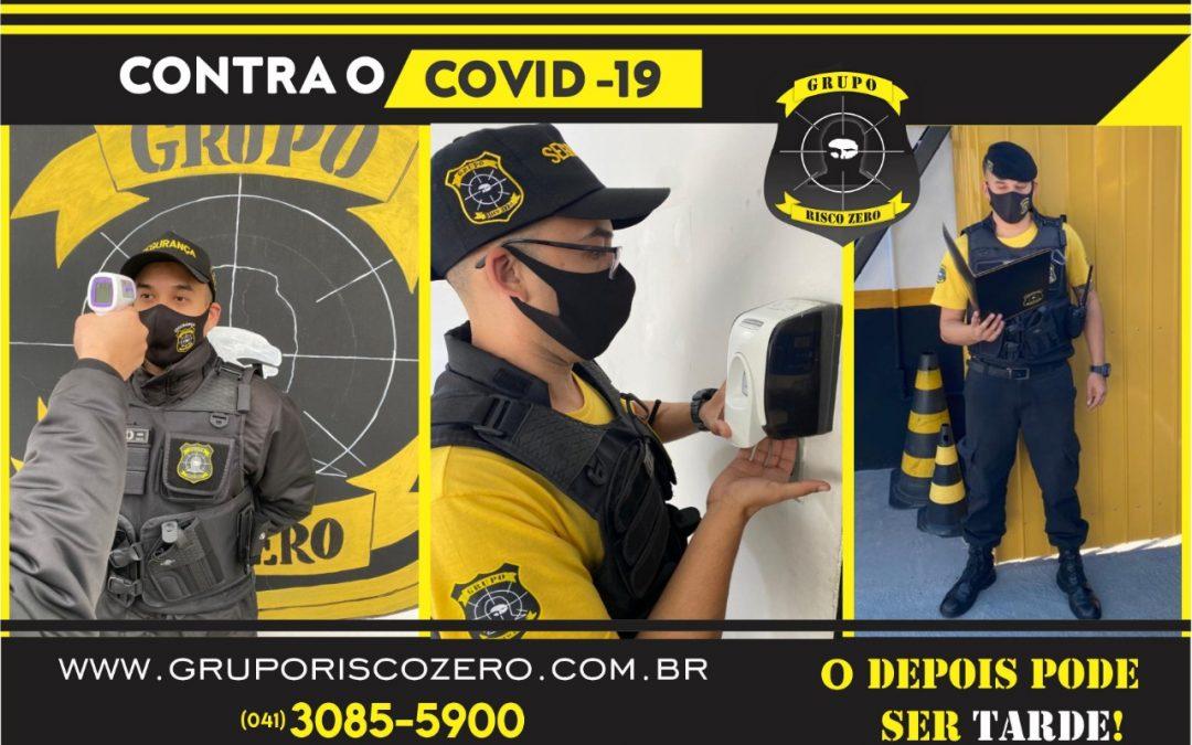 Grupo Risco Zero x Coronavírus