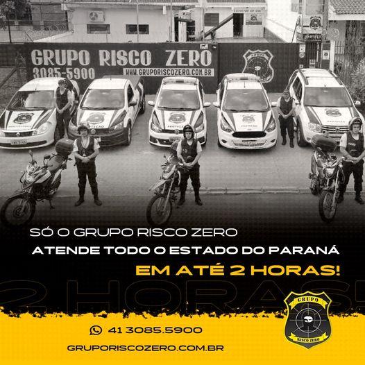 Atendemos todo o Estado do Paraná em até 02 horas