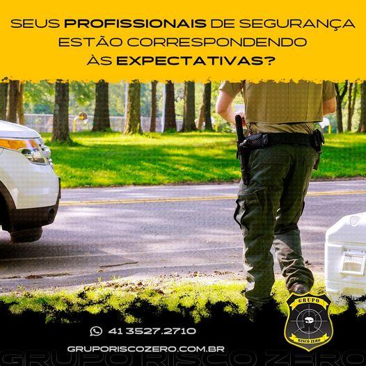 Seus Profissionais de Segurança estão correspondendo às expectativas?