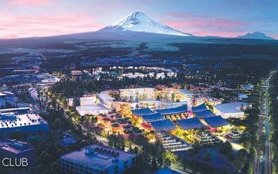 Woven City: a cidade do futuro desenvolvida pela Toyota