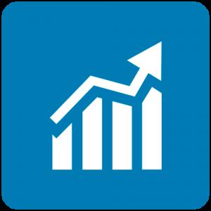 Ícone de gráfico