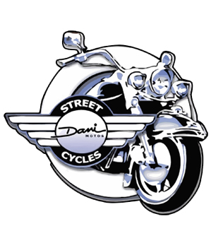 Logo Street Cycles Dani Motos