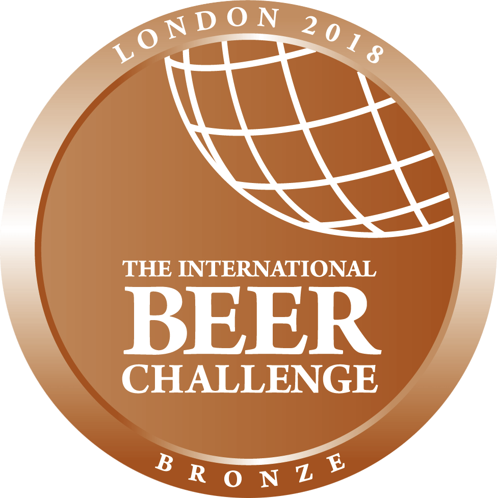 2018 International Beer Challenge Bronze