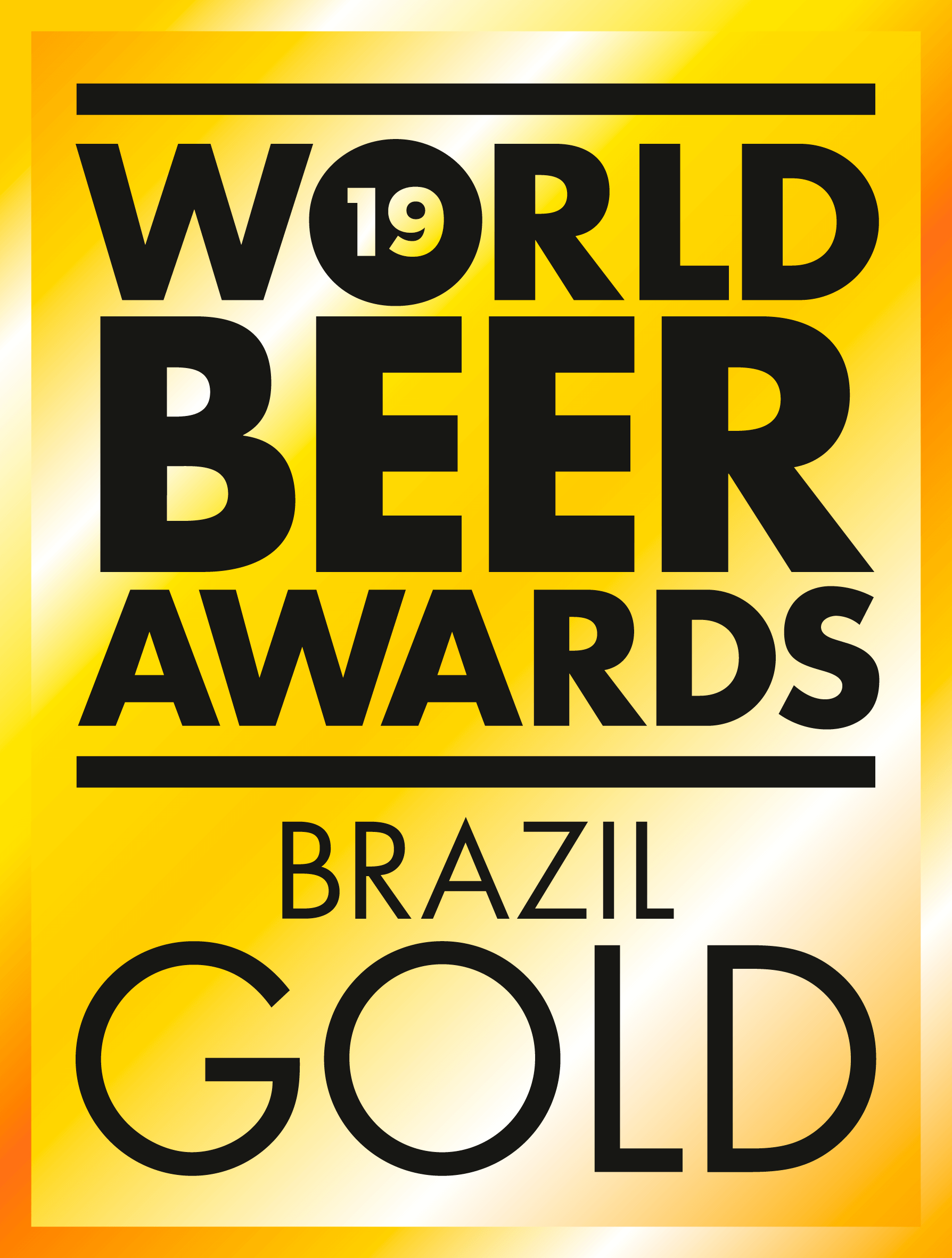 2019 World Beer Awards GOLD