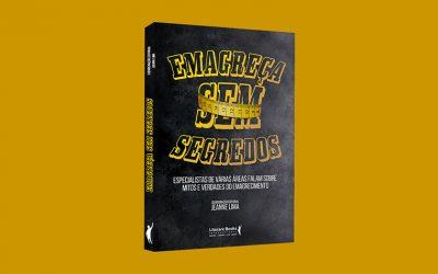 Livro Emagreça sem segredo