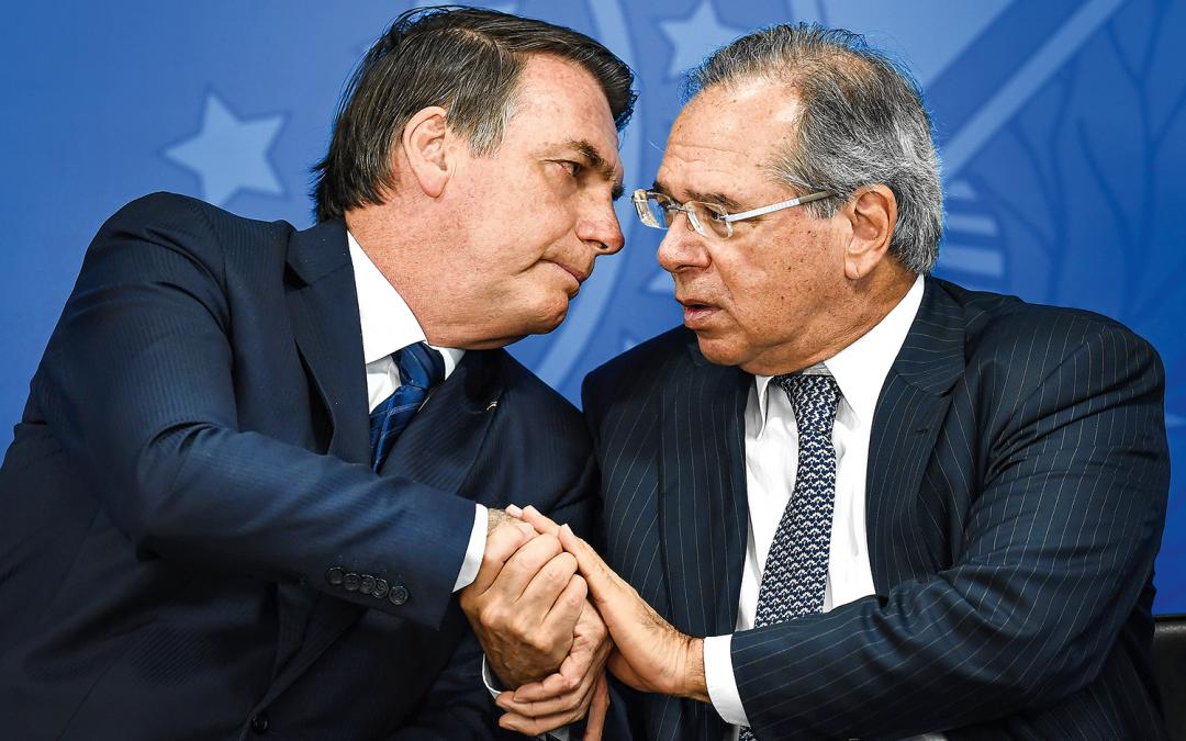 Denúncia contra o ministro Paulo Guedes é protocolada na Comissão de Ética Pública