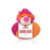 Fio Gorro Kids Leão - 100 grs - Circulo