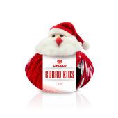Fio Gorro Kids Papai Noel  - 100 grs - Circulo