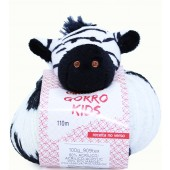 Fio Gorro Kids Zebra - 100 grs - Circulo