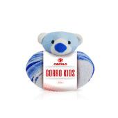 Fio Gorro Kids Urso  - 100 grs - Circulo