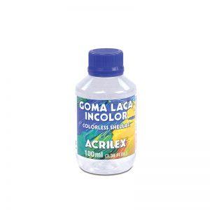 Goma Laca Incolor 100 ml Acrilex