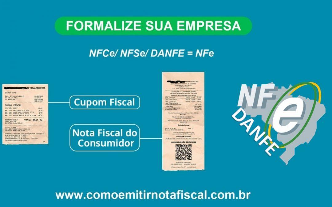 Nota Fiscal Printout