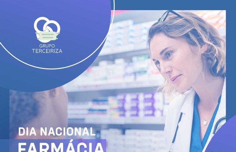 Homenagem ao Dia Nacional da Farmácia e da Saúde