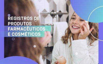 Registro de Produtos Farmacêuticos e Cosméticos