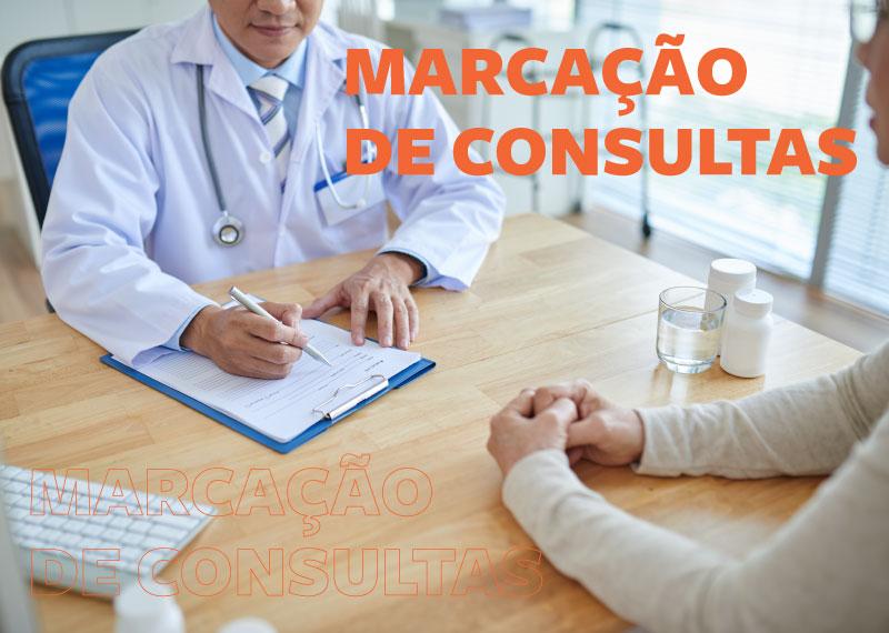 Como resolver a demanda para marcação de consultas médicas?