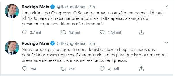 Rodrigo Maia - Contabilidade Em Campinas | JL Ramos Contabilidade Digital