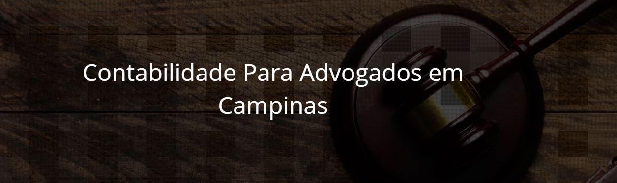 Contabilidade Para Advogados - Contabilidade Em Campinas | JL Ramos Contabilidade Digital