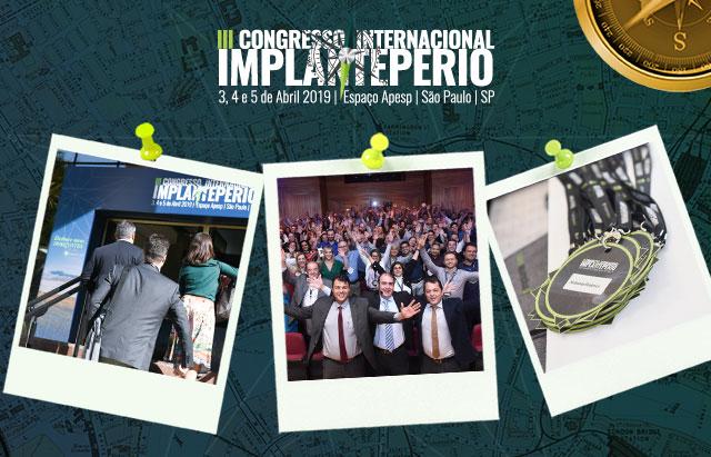 III Congresso Internacional ImplantePerio