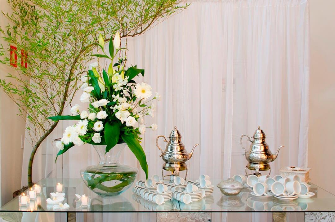 Decoração para eventos de confraternizações corporativas - Festejare Decorações e Flores