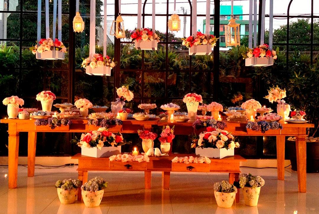 Decoração infantil Mediterraneo Bella - Festejare Decorações e Flores