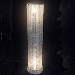Coluna de cristal para altar