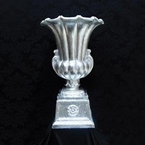 Vaso em prata tamanho G - Loja Festejare Decorações