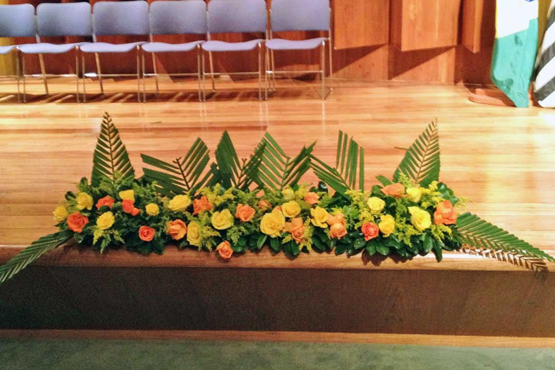 Decoração formatura de faculdade - Festejare Decorações e Flores