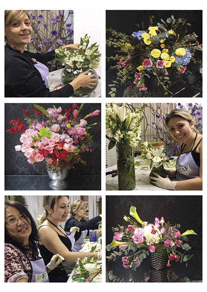 Freestyle - arte floral - ETAF