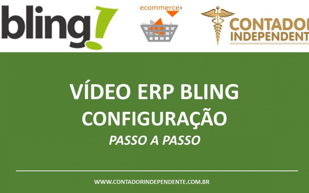 Configuração e integração bling 00K
