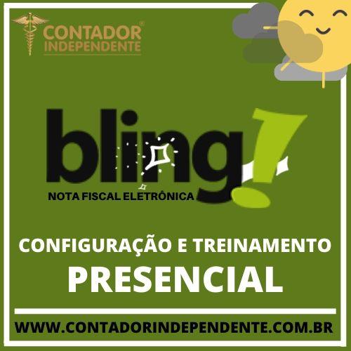 Configuração Bling Presencial