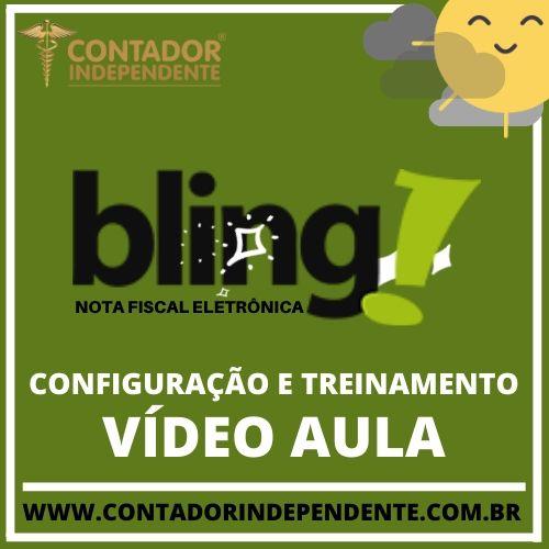 Configuração Bling Vídeo Aula