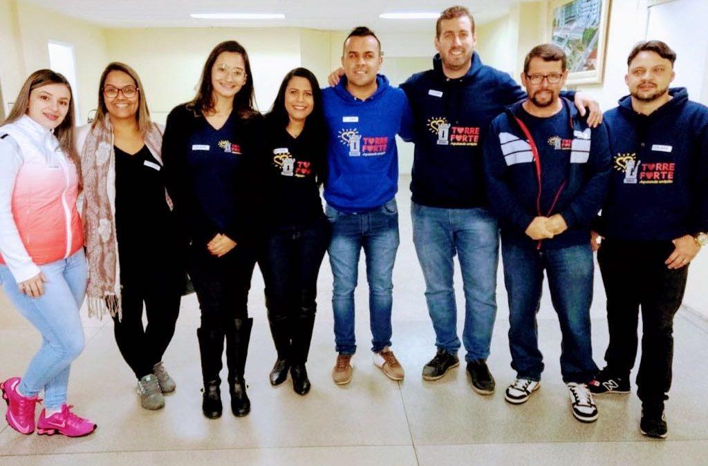 ONG Torre Forte vai ao Hemocentro de Santo André Doar Sangue no Dia Mundial de Doador de Sangue