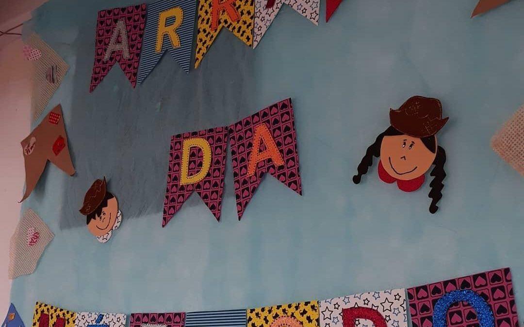 ONG Torre Forte Participa da Festa Junina da Escola Methodo