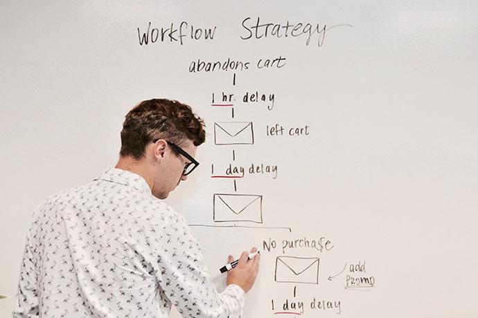 Começar uma Automação de Marketing
