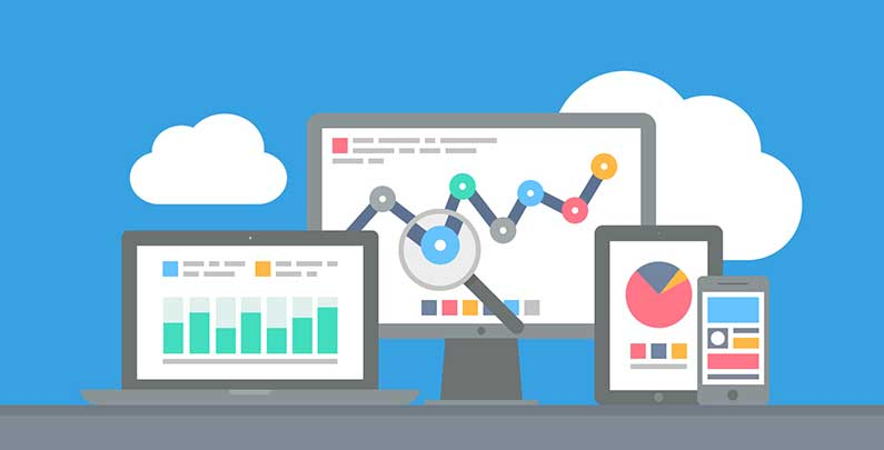 Dados de visitação do site e das mídias sociais ajudam a identificar o seu público
