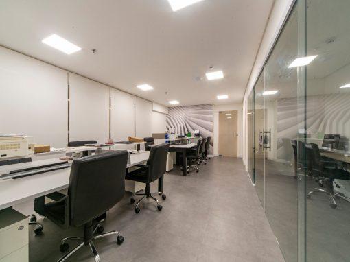 Coworking 180m² – São Bernardo do Campo