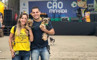 Cãominhada TV Tribuna 2018