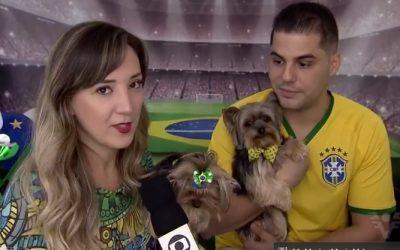 Eu, Você e os Pets na TV Tribuna (Globo)