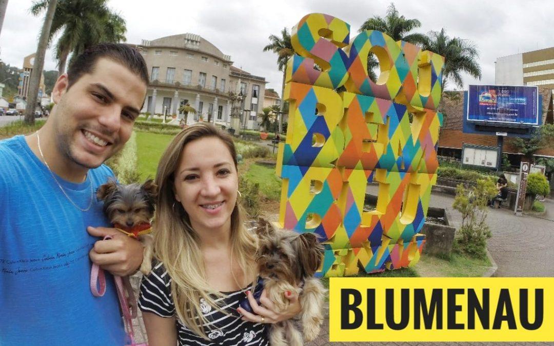 Viagem Petfriendly: Blumenau/SC