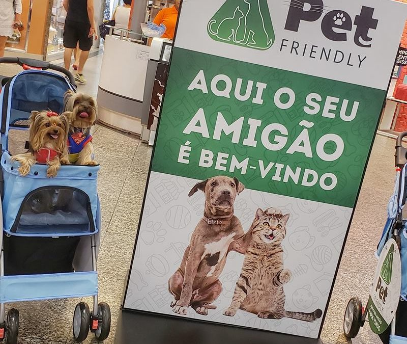 Miramar Shopping agora é Petfriendly