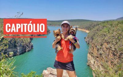 Viagem Petfriendly: Capitólio/MG