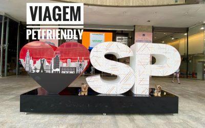 Viagem Petfriendly: São Paulo